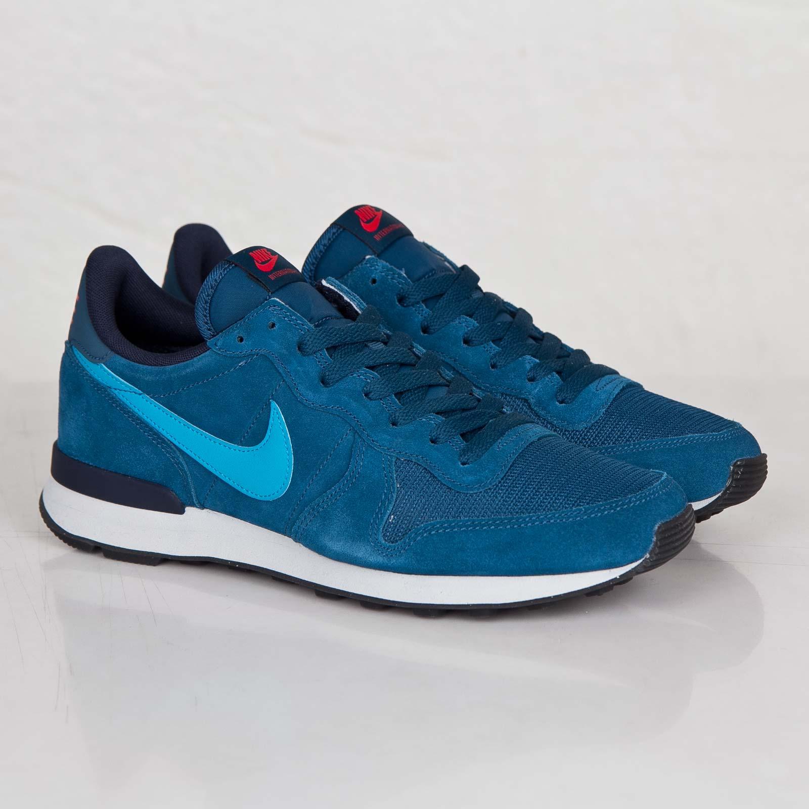 new style cec6c 91bc3 Nike Internationalist Leather