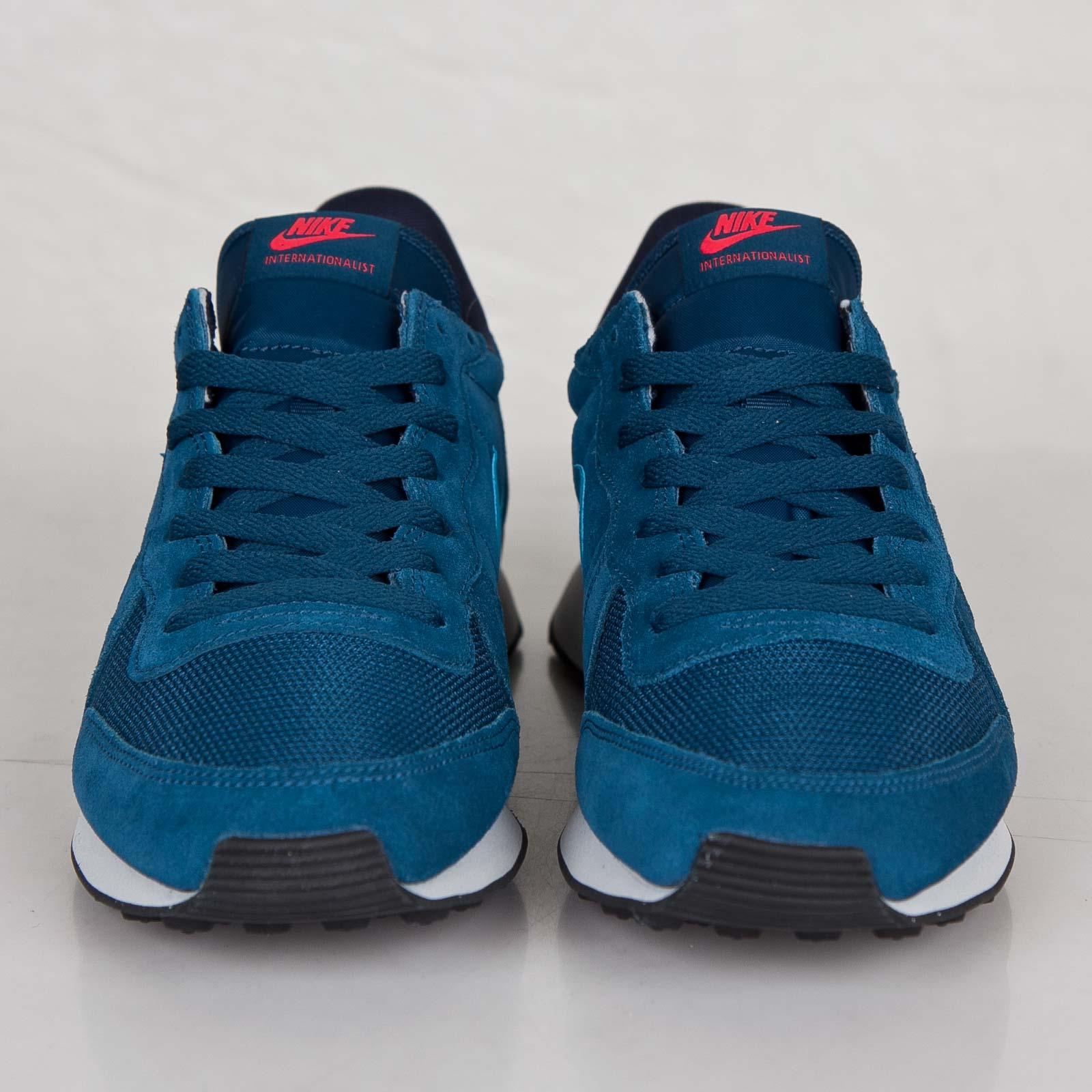 save off 94f74 4e71f Nike Internationalist Leather - 631755-401 - Sneakersnstuff I Sneakers    Streetwear online seit 1999