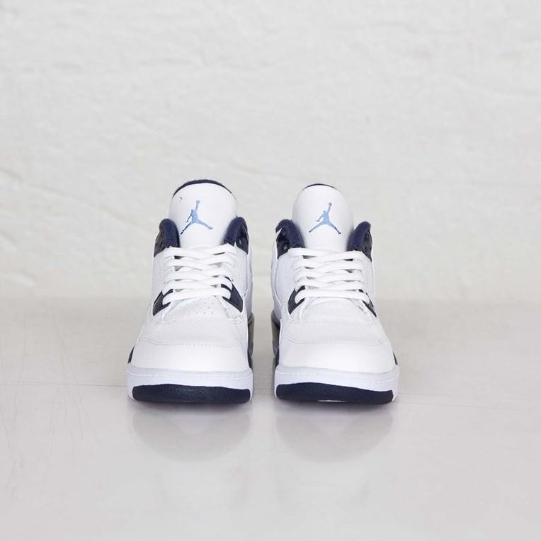 best sneakers ef1d2 5f53a Jordan Brand Air Jordan 4 Retro LS (PS) - 2