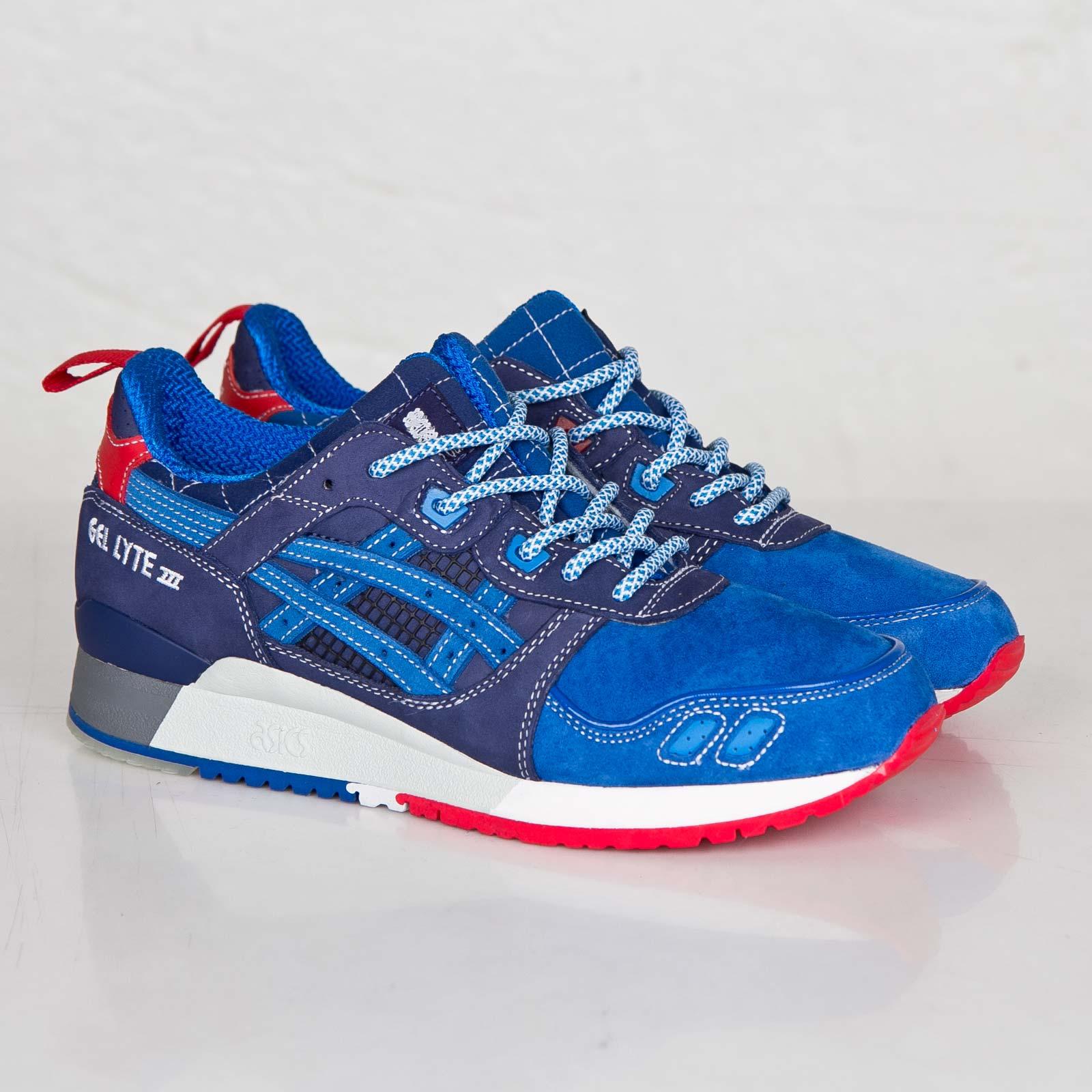 usine authentique f009d 4e4fd ASICS Tiger Gel-Lyte III - H50rk-5042 - Sneakersnstuff ...