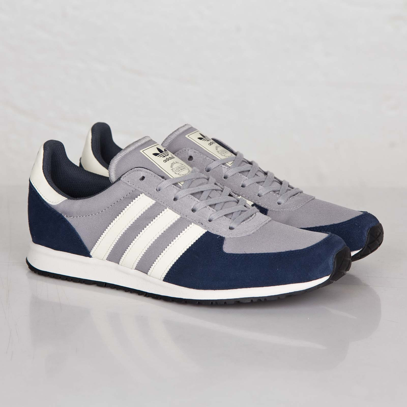 adidas Adistar Racer shoes blue grey white