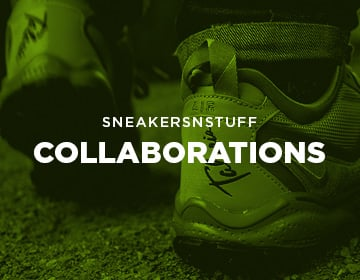 Sneakersnstuff Collaborations