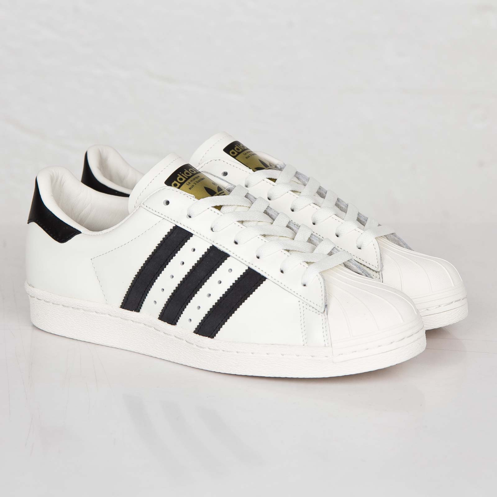 huge selection of 4d281 e4b7e adidas Superstar 80s Deluxe - B25963 - Sneakersnstuff ...