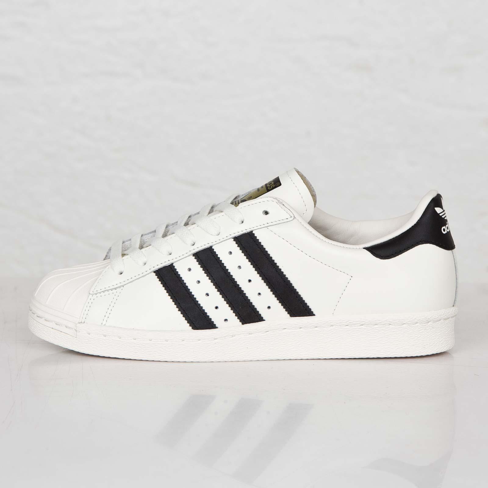 adidas Superstar 80s Deluxe B25963 Sneakersnstuff