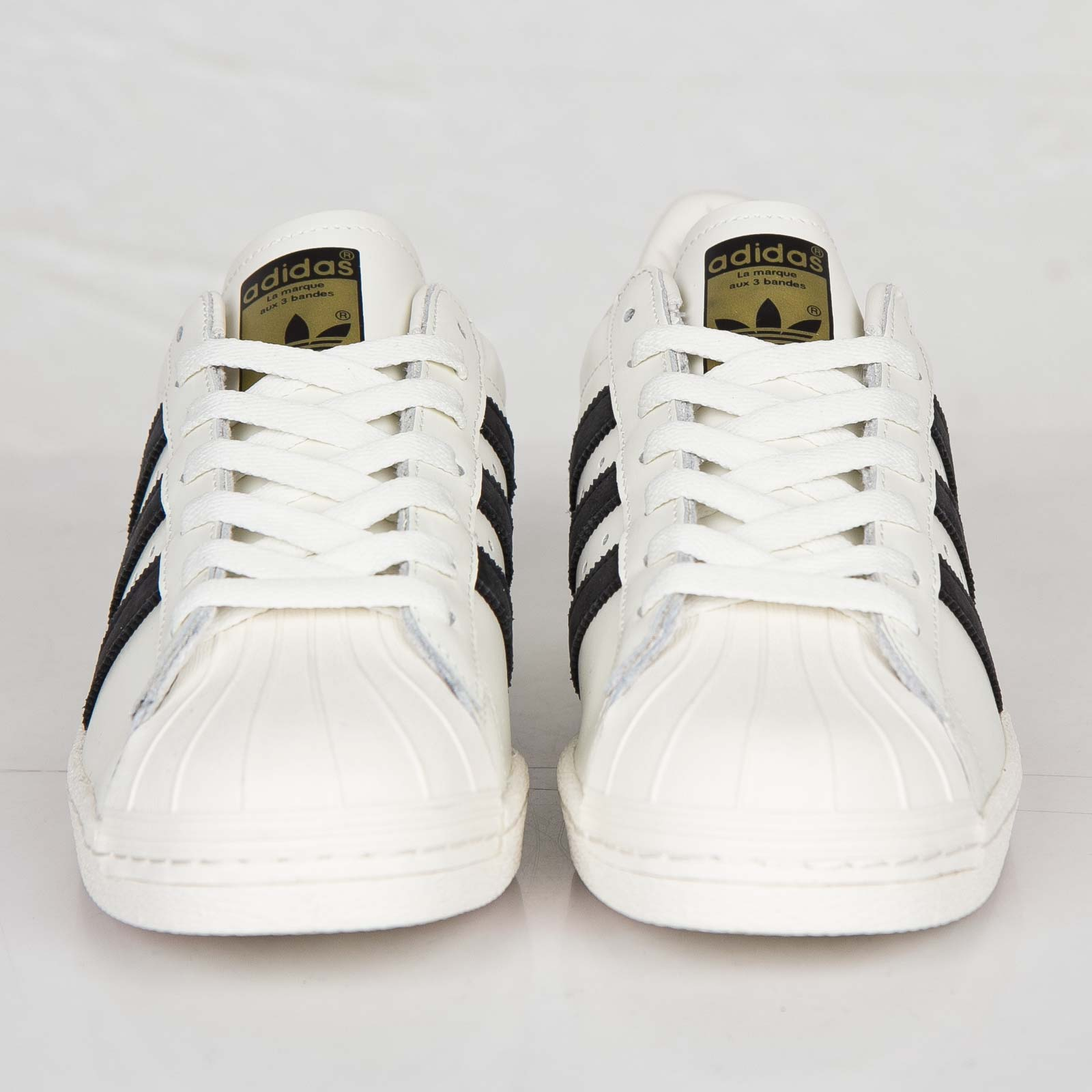 Adidas Superstar 80s svart