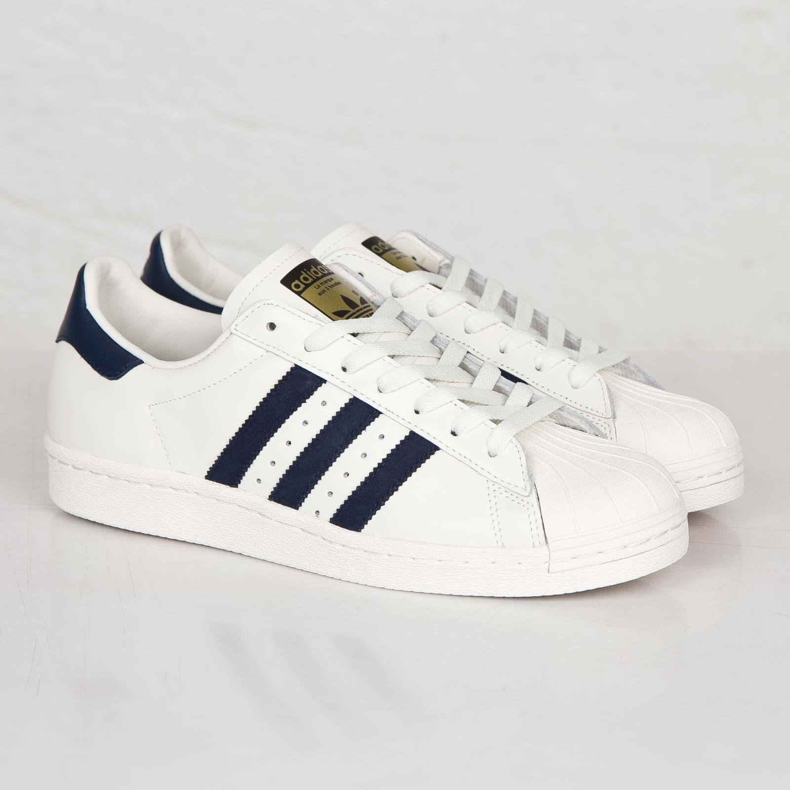 adidas Superstar 80s Deluxe B25964 Sneakersnstuff