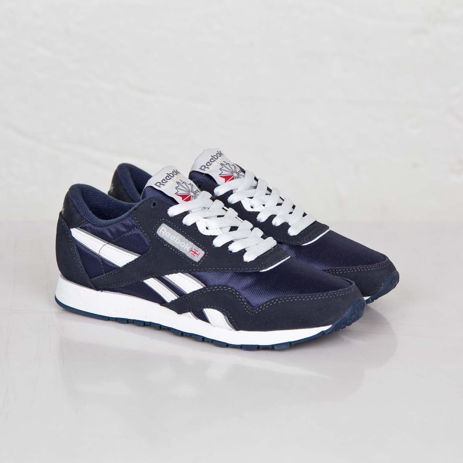 8c040cfef35c5d Reebok Classic Nylon - 39750 - Sneakersnstuff