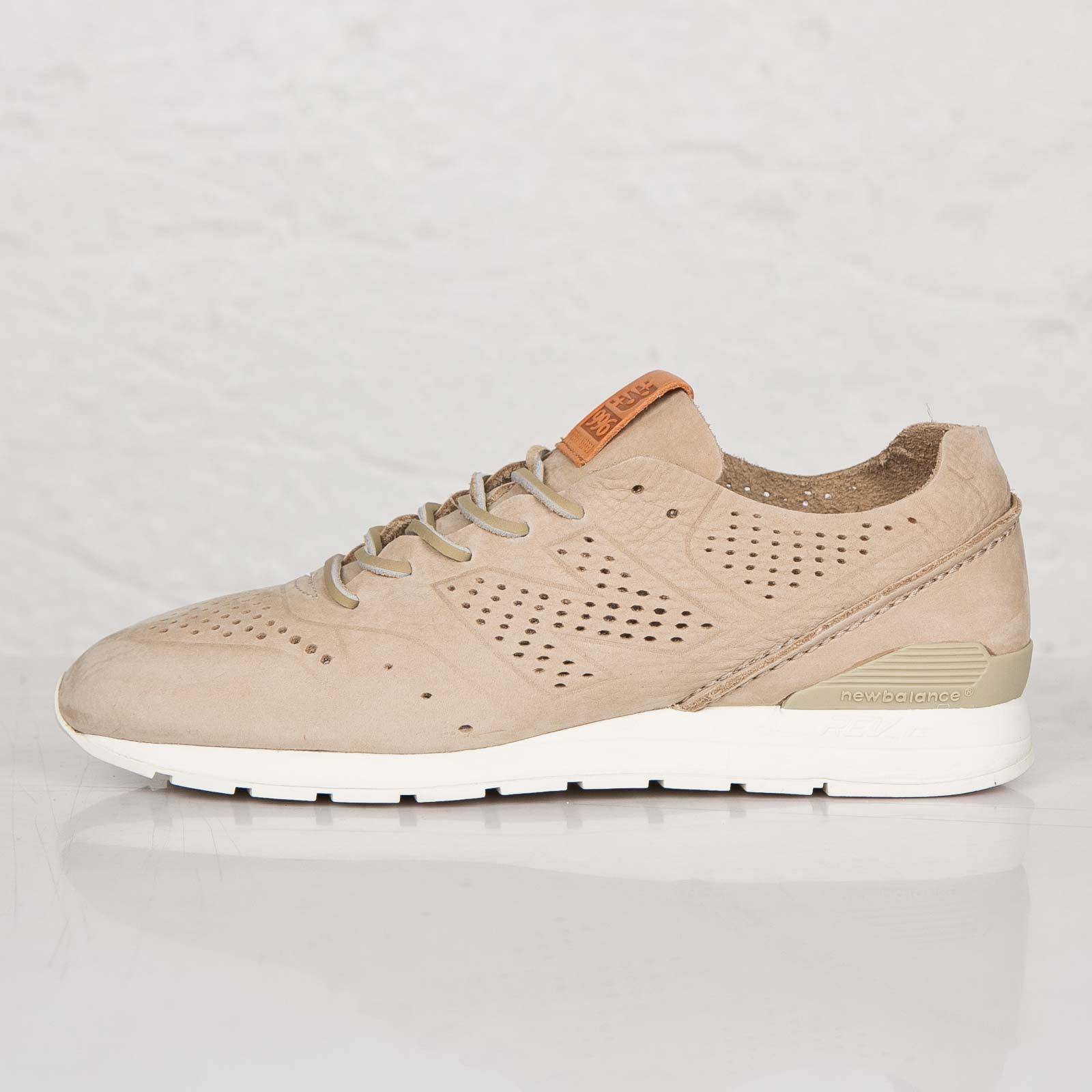 beige new balance sneakers mrl996db