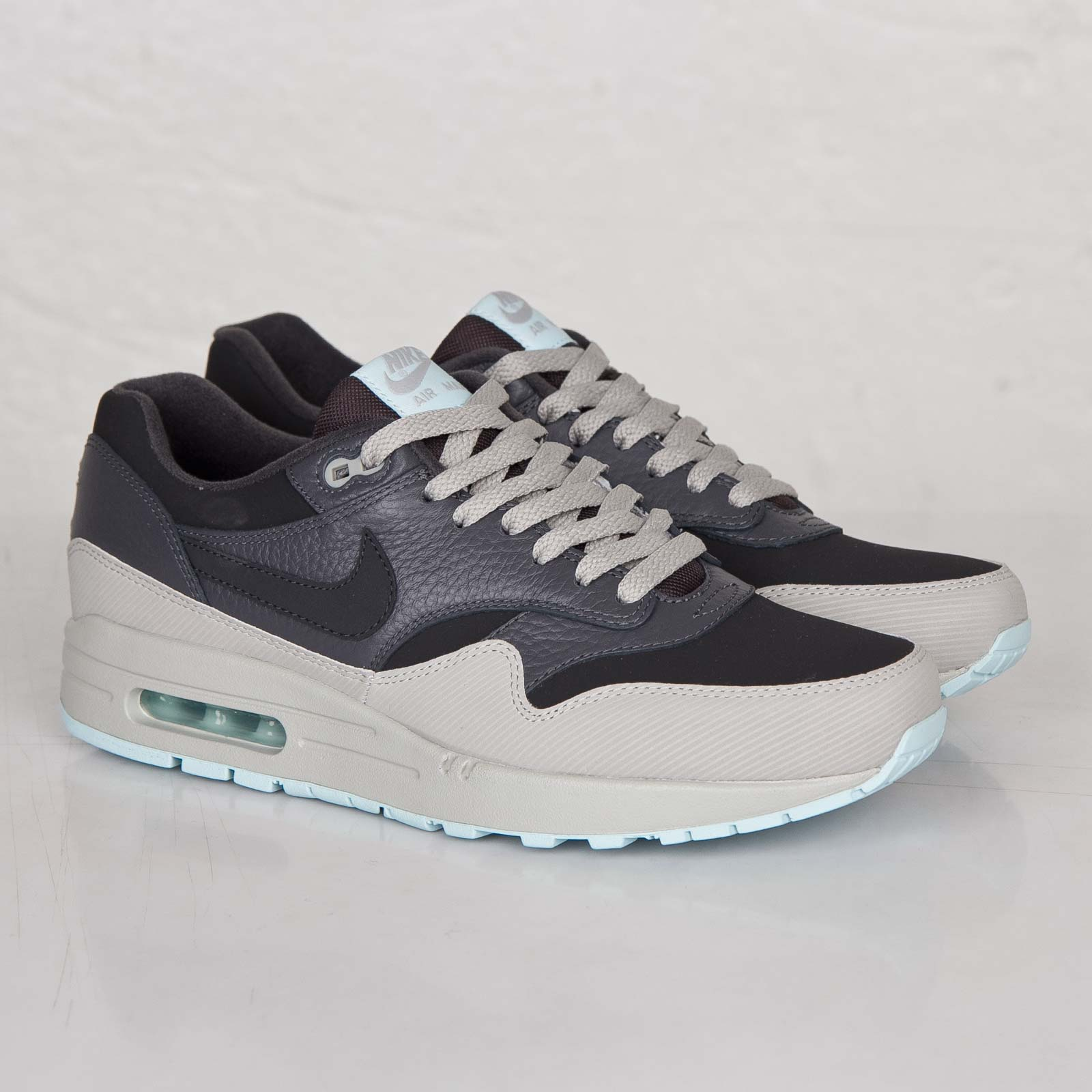 c259d50bc80f Nike Air Max 1 Leather - 654466-201 - Sneakersnstuff