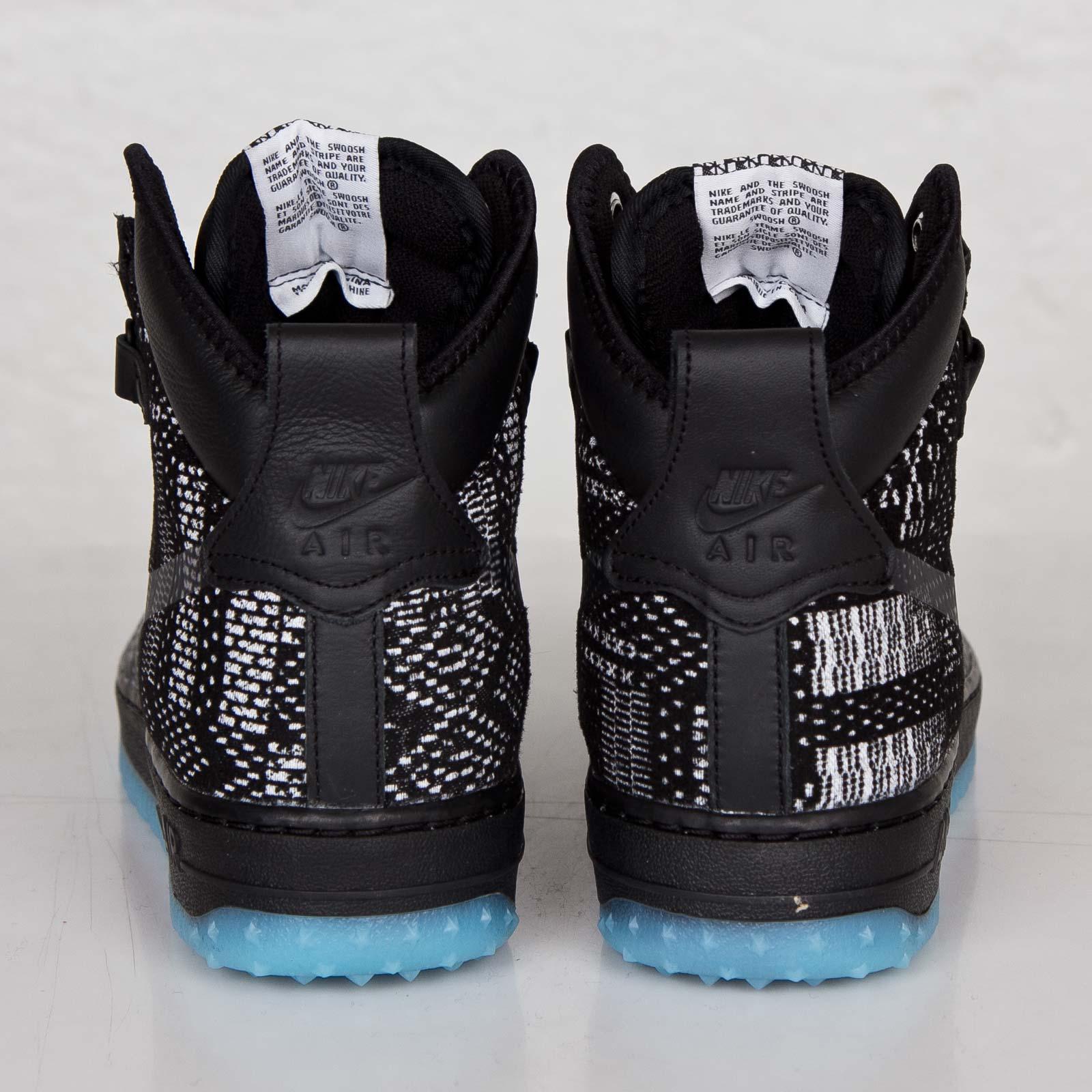Nike Air Force 1 Duckboot BHM QS - 739390-001 - Sneakersnstuff ... 850cd7c6d3