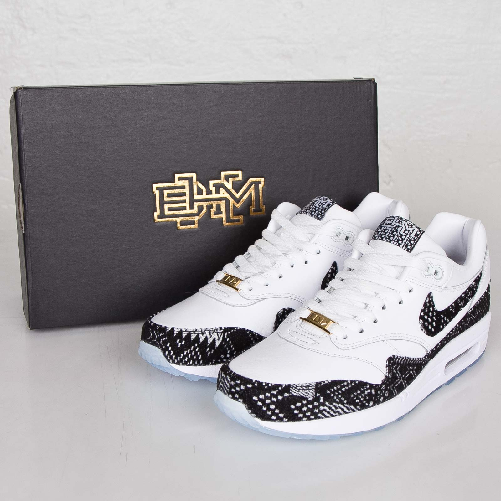 2015 Bhm Air Max 1 Nike Air Max 1 Og Obsidian For Sale Model Aviation
