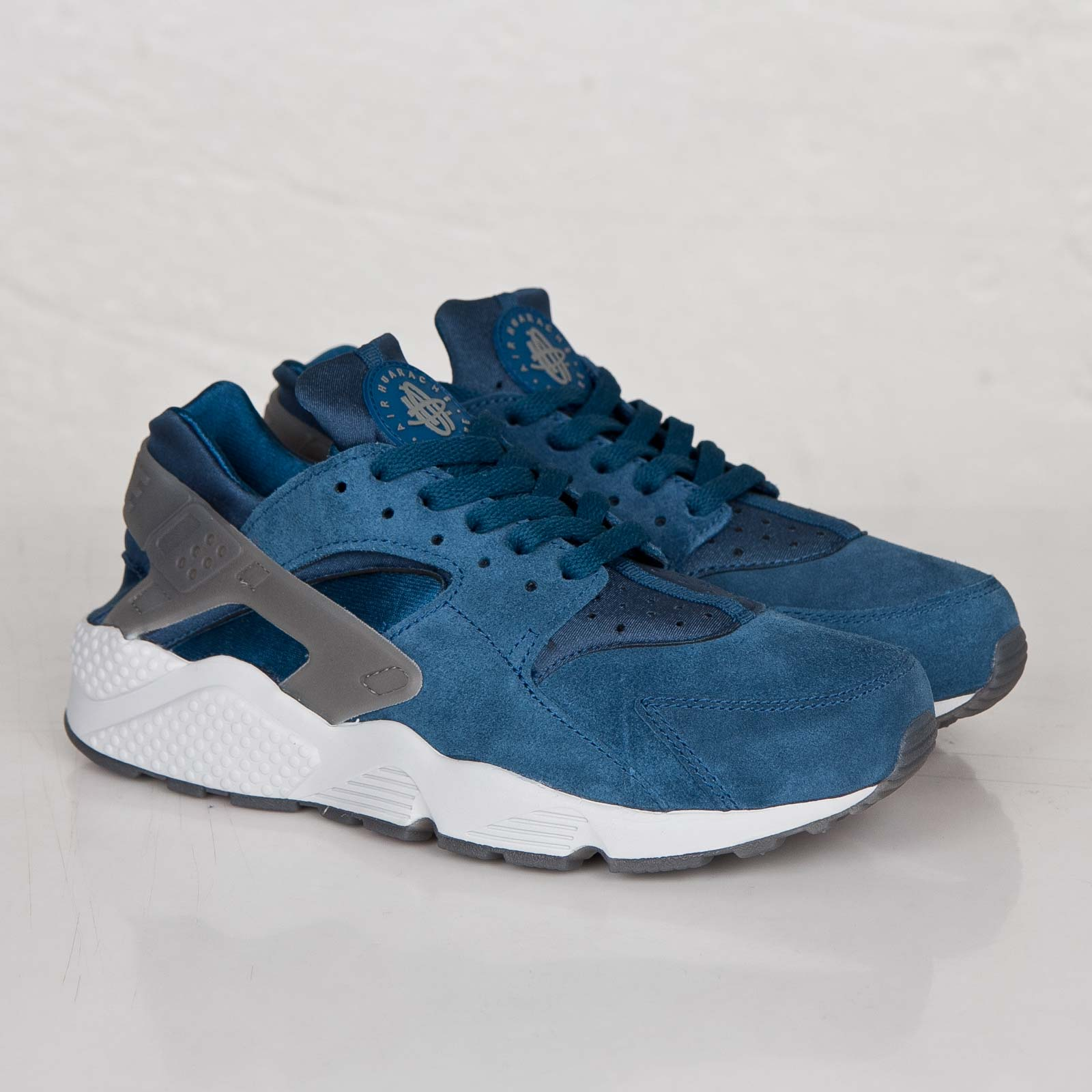 f6694a3bb03c ... blue grey sz 9 b838e 889fc  best nike air huarache eea7e b8899