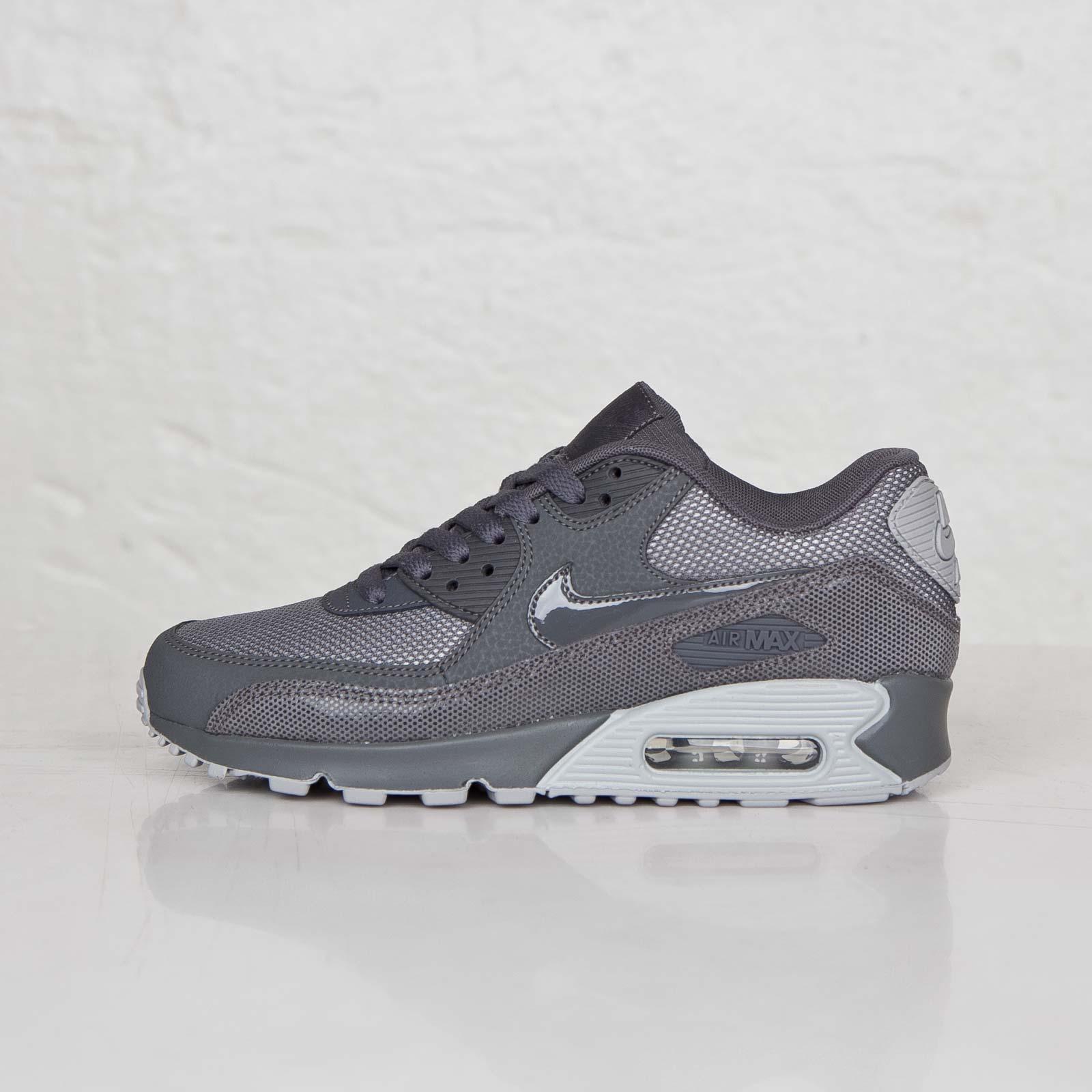 Nike Wmns Air Max 90 Premium - 443817-004 - SNS | sneakers ...