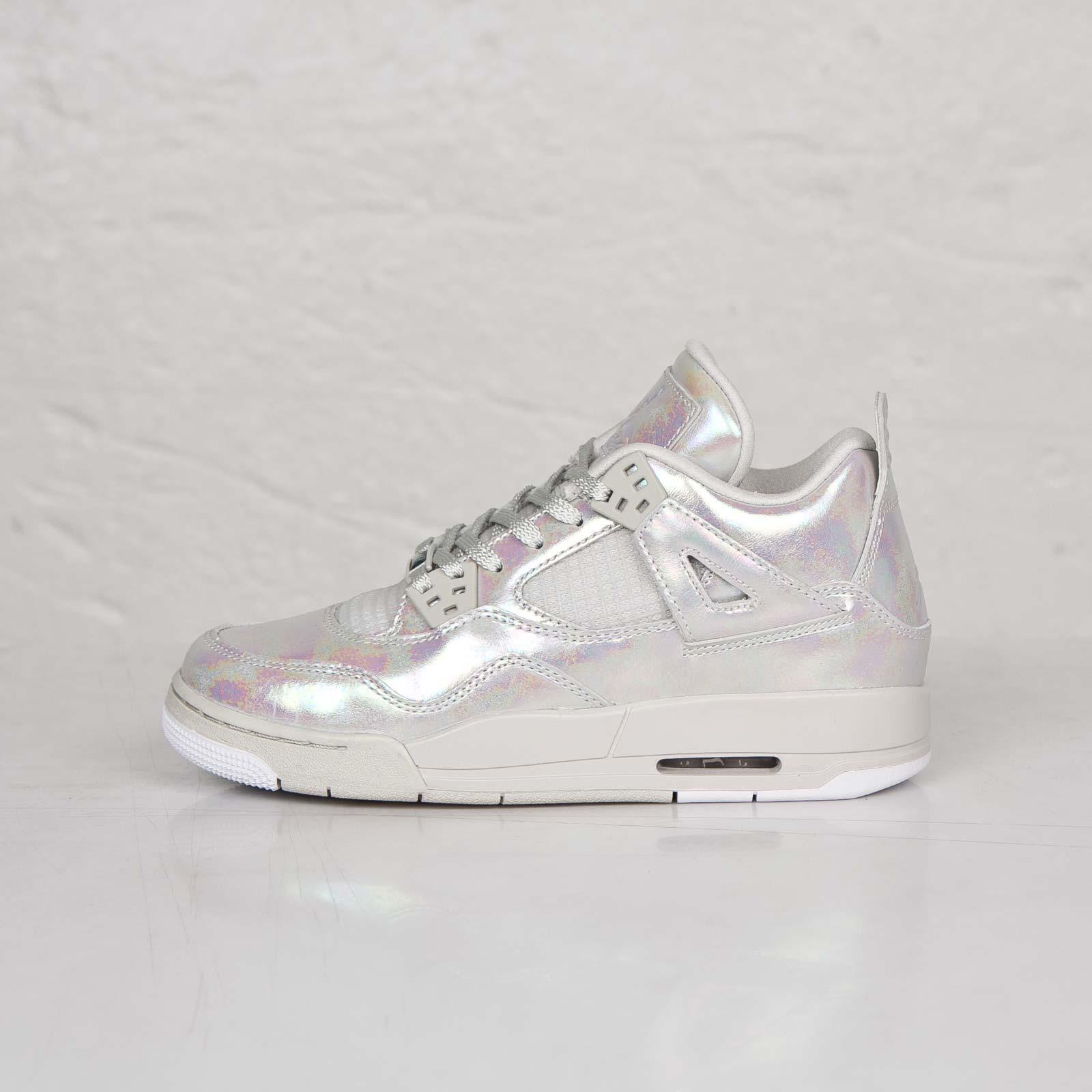 4fe42e165b0f Jordan Brand Air Jordan 4 Retro Pearl (GS) - 742639-045 - Sneakersnstuff