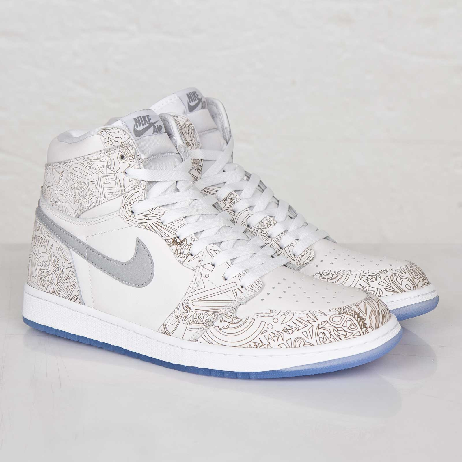 low priced 47d89 f01af Jordan Brand Air Jordan 1 Retro Hi OG Laser