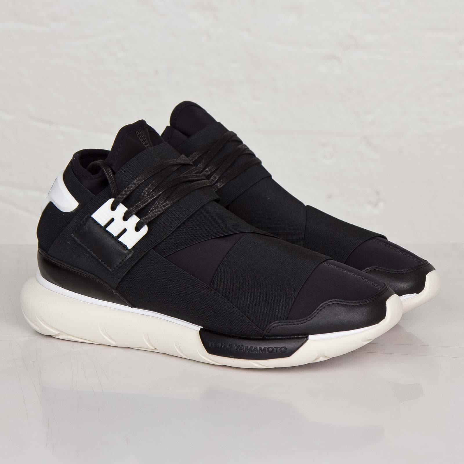 adidas Y-3 Qasa High - B35673 - Sneakersnstuff  dc10624b25