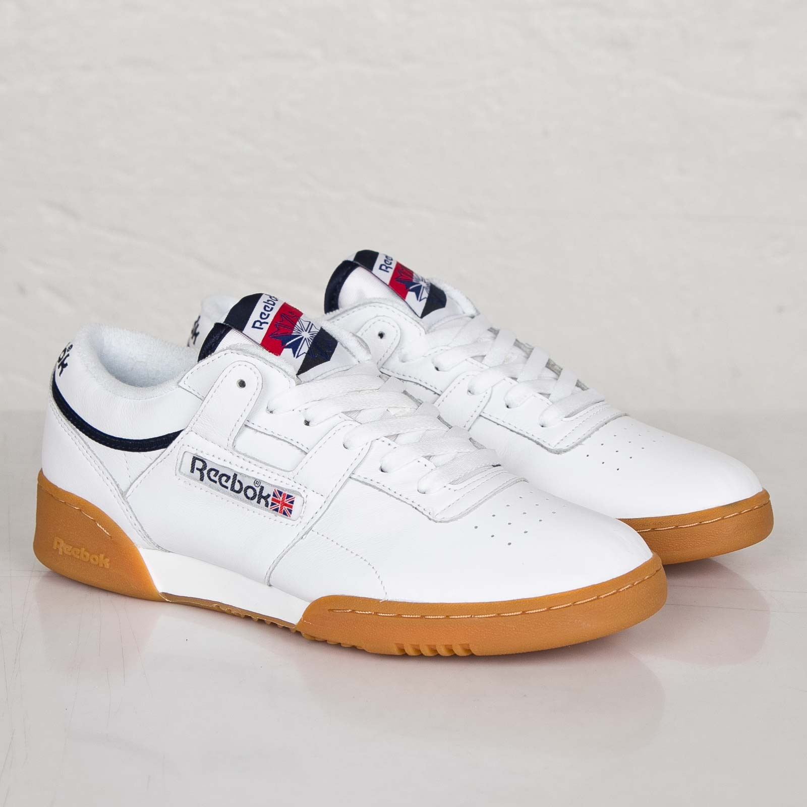 cd71ab8e566 Reebok Workout Low Clean CS - V63573 - Sneakersnstuff