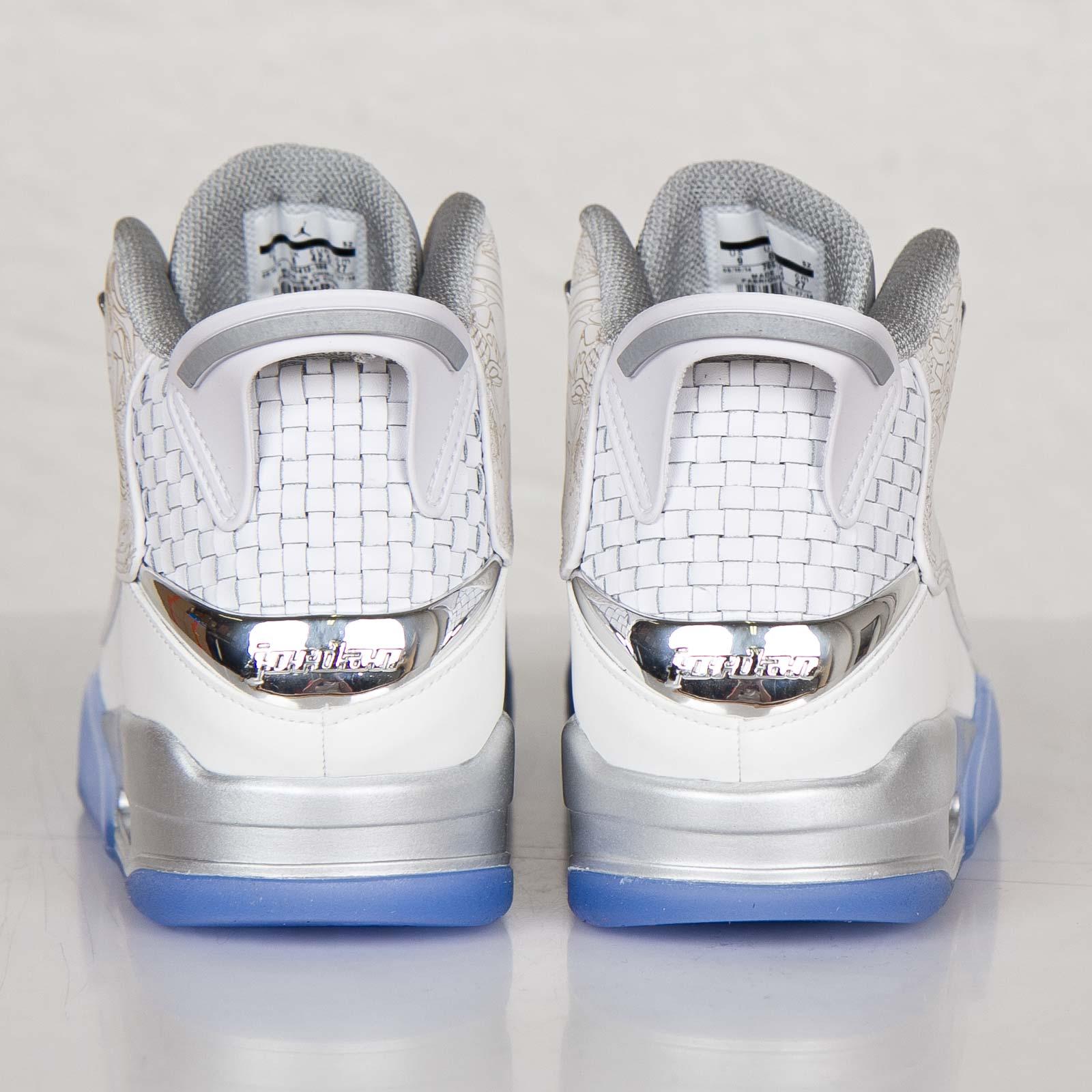 64afa44b13 Jordan Brand Air Jordan Dub Zero Laser - 705413-100 - Sneakersnstuff |  sneakers & streetwear online since 1999