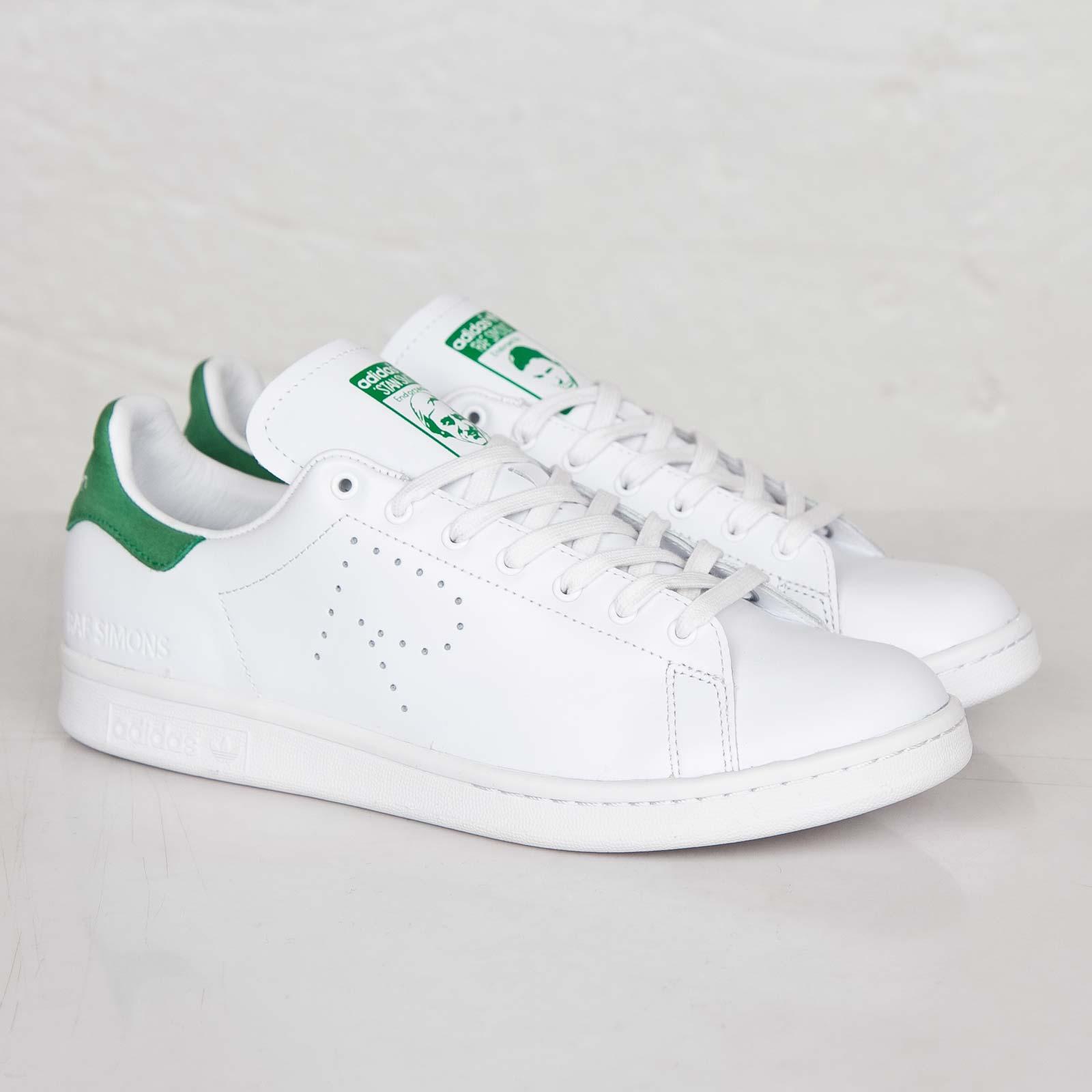 purchase cheap 1190a 68c2b adidas Raf Simons Stan Smith - B24051 - Sneakersnstuff ...