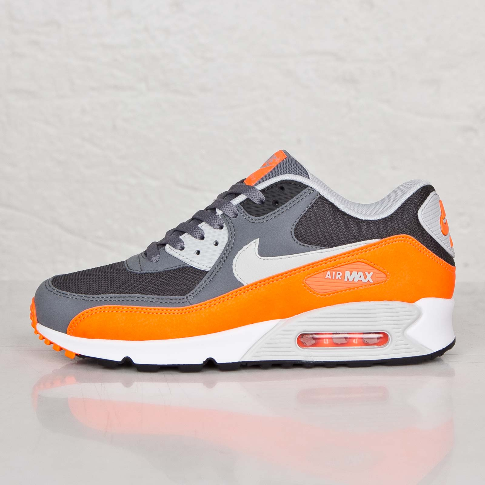 Nike air max 90 Essential Sneaker weißschwarz in 04509