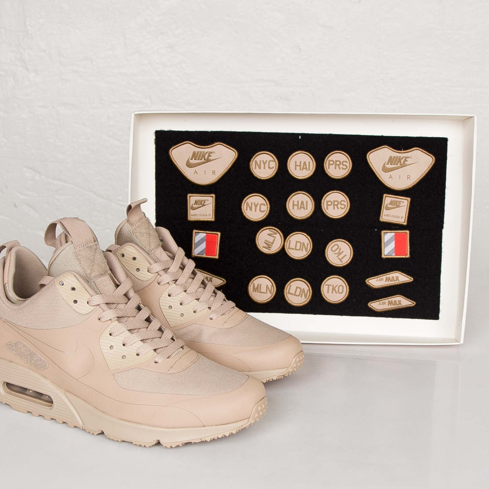 quality design a9196 55d06 ... Nike Air Max 90 Sneakerboot SP