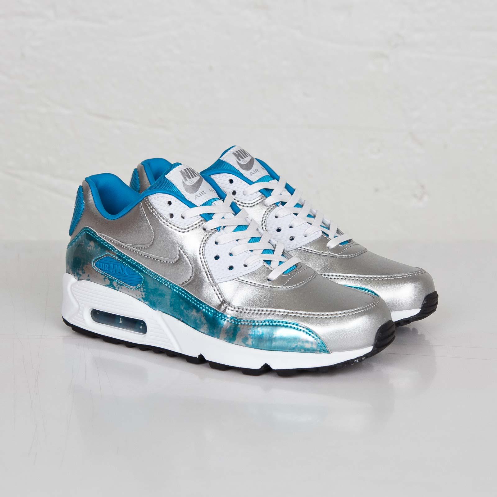 buy best shopping best price Nike Wmns Air Max 90 Premium QS - 744596-002 - Sneakersnstuff ...