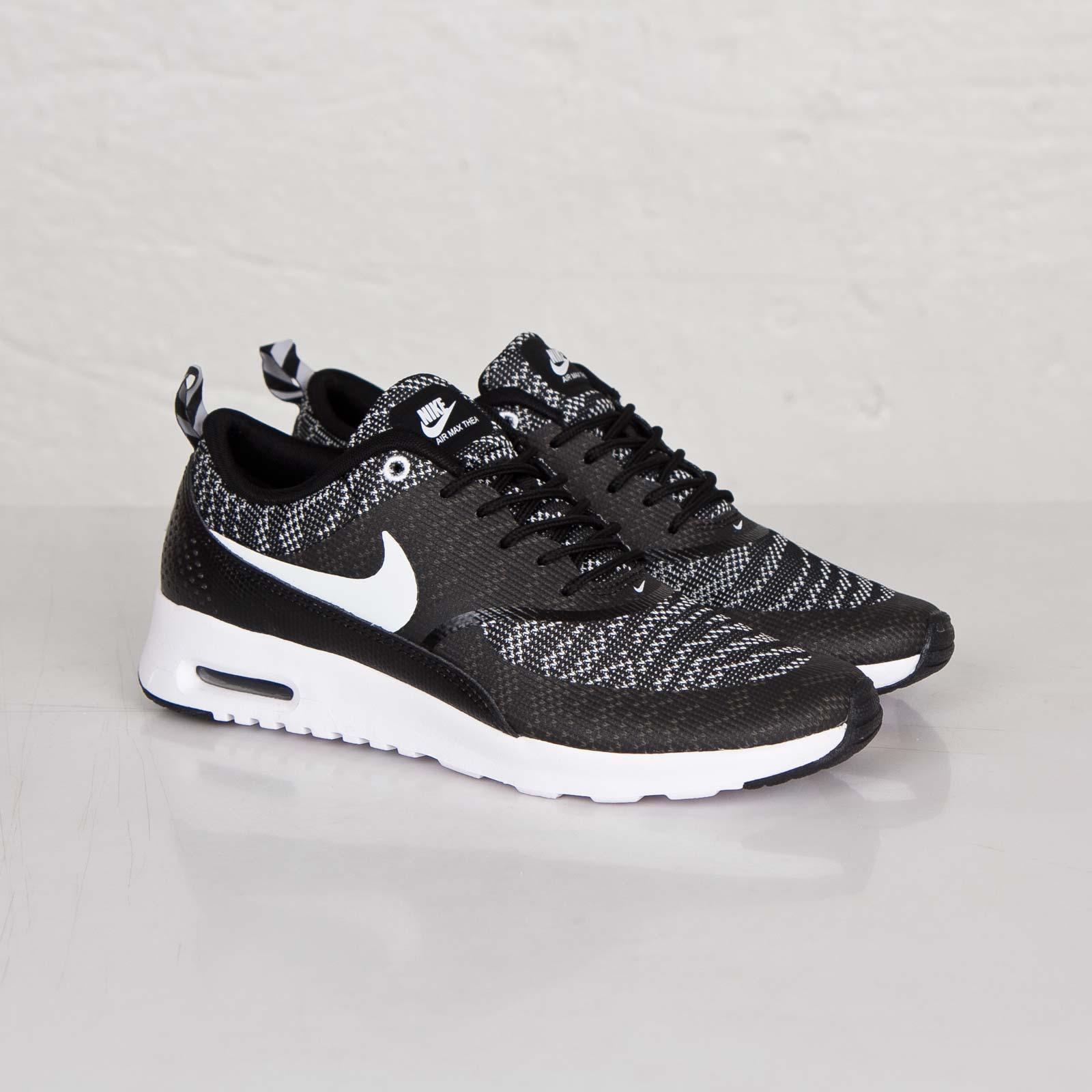 Miguel Ángel gas Del Sur  Nike W Air Max Thea Knit Jacquard - 718646-001 - Sneakersnstuff | sneakers  & streetwear online since 1999