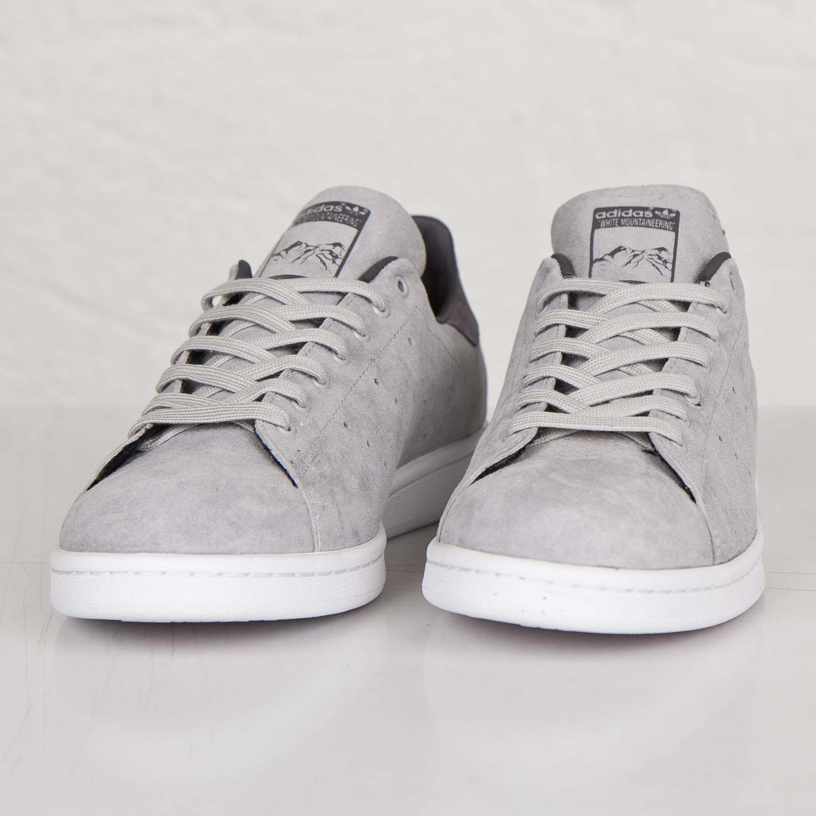 online store 2cc23 e46af adidas Stan Smith White Mountaineering - B34152 ...