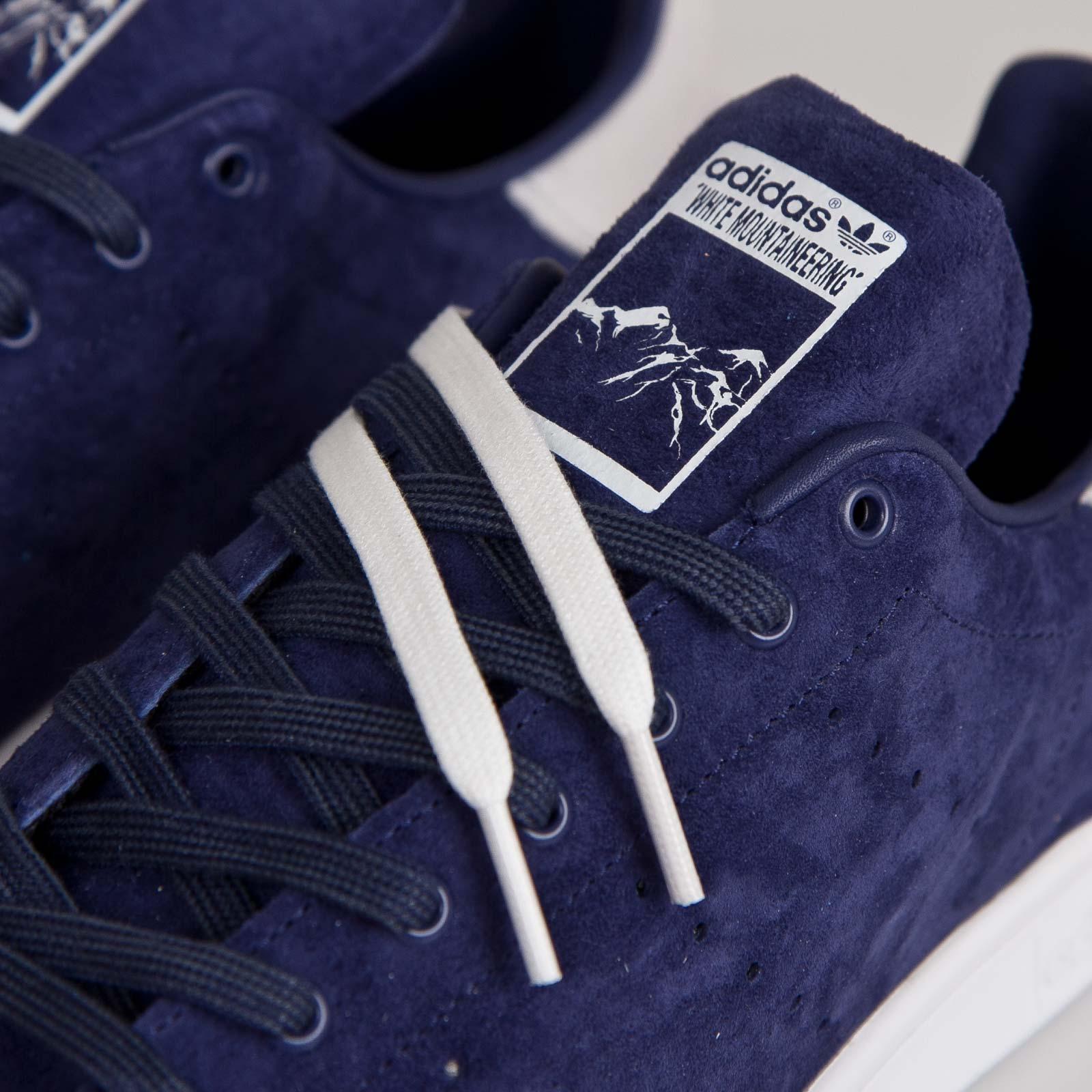 20c5e9ab66d49d adidas Stan Smith White Mountaineering - B34151 - Sneakersnstuff ...