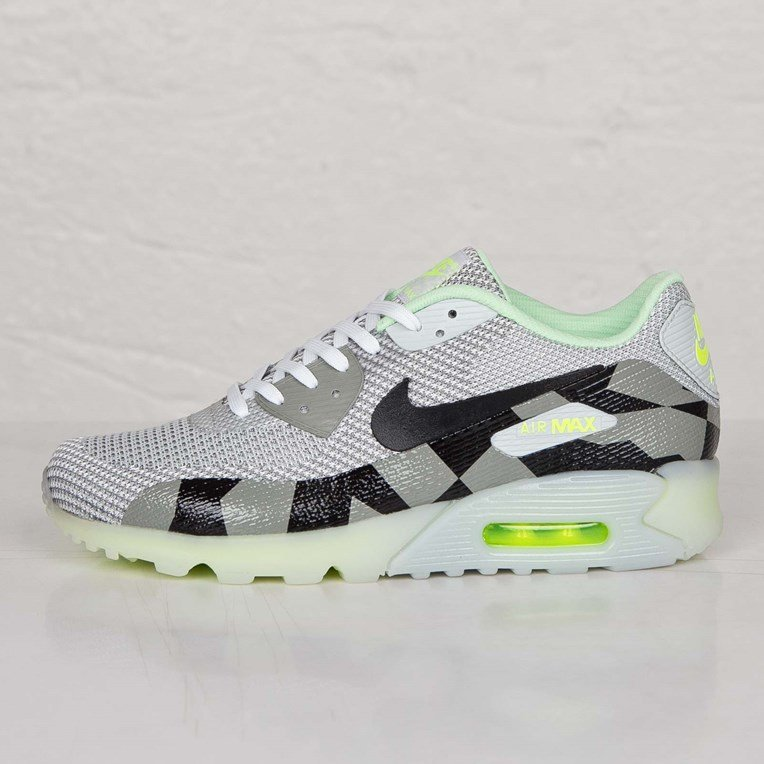 Nike Air Max 90 Knit Jacquard Ice QS - 4