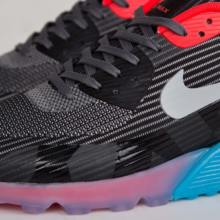 Nike Air Max 90 Knit Jacquard Ice QS - 6