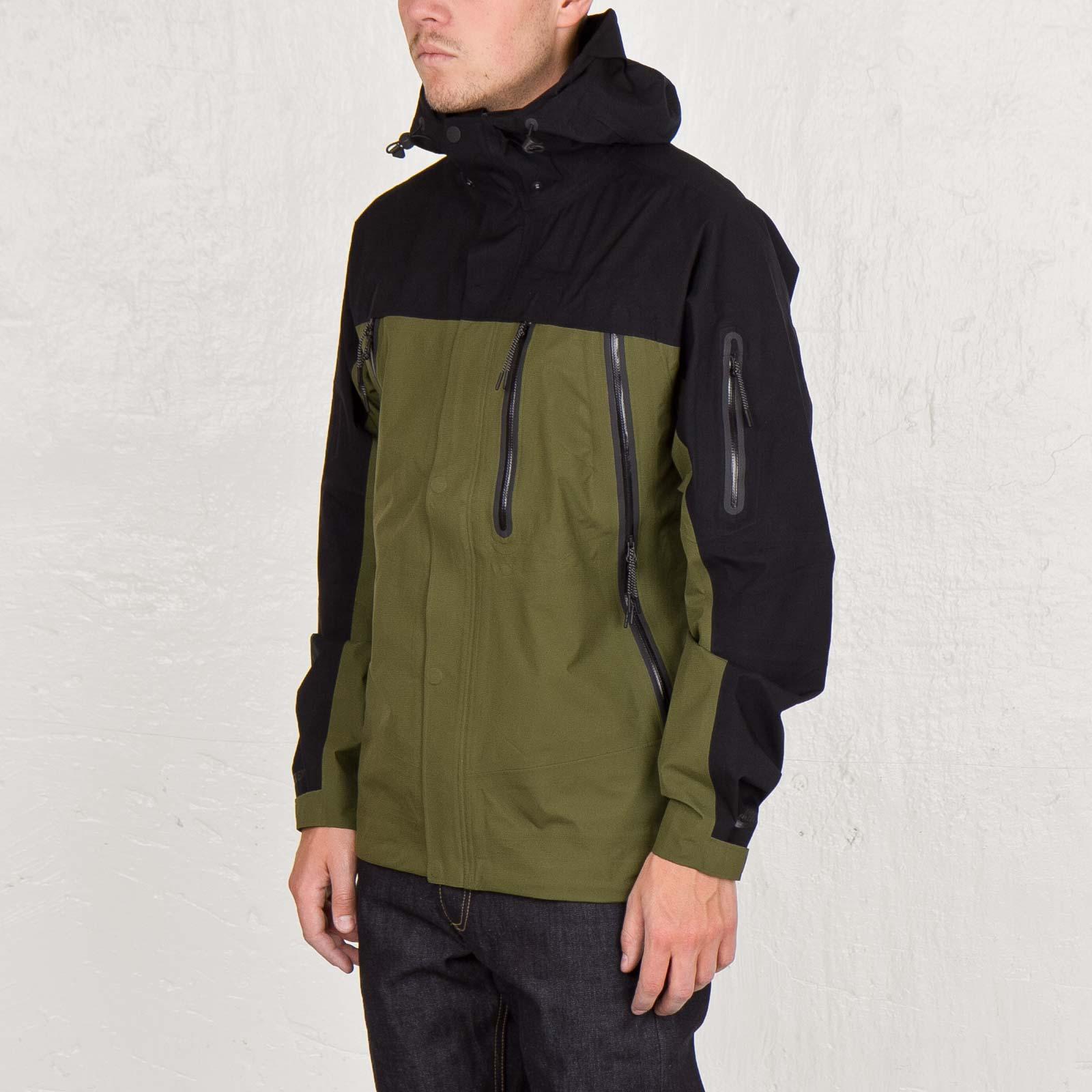 Nike White Label Gore-Tex Jacket - 655303-331 - Sneakersnstuff ...
