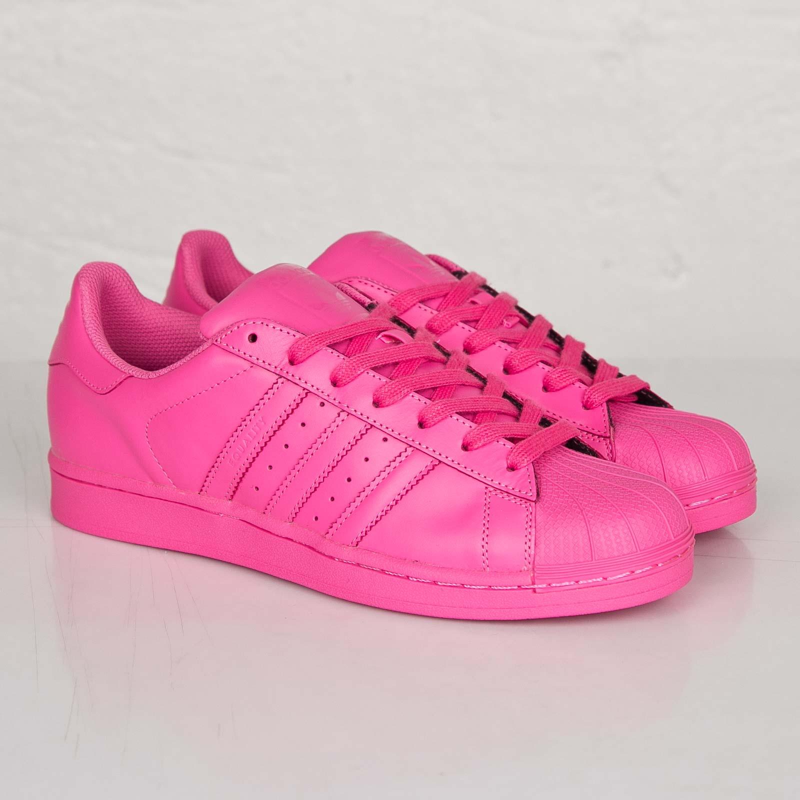 adidas supercolour rosa