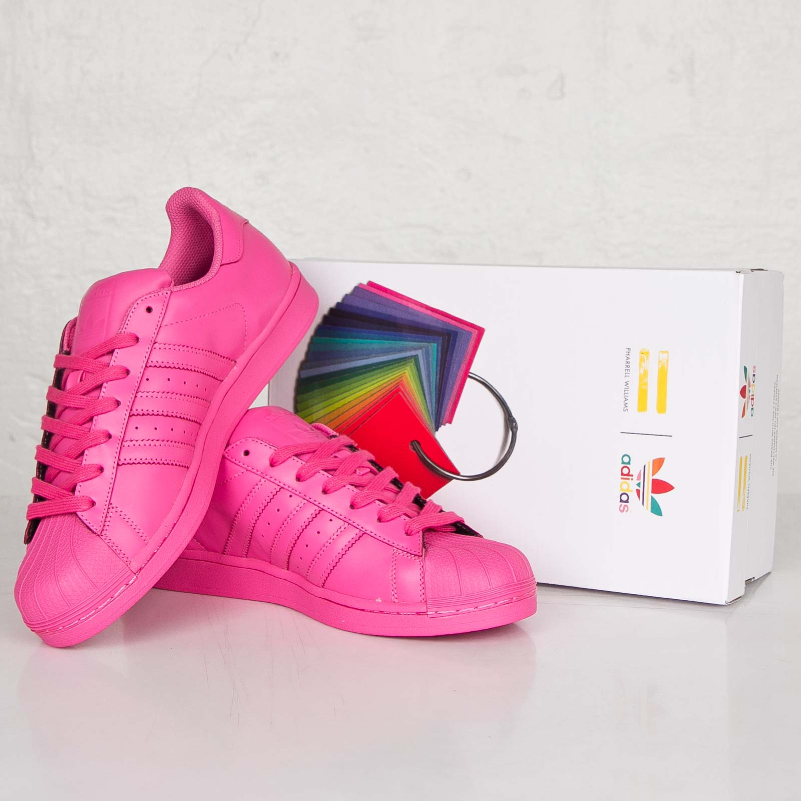 huge selection of c1b0c f8255 ... adidas Superstar Supercolor Pack