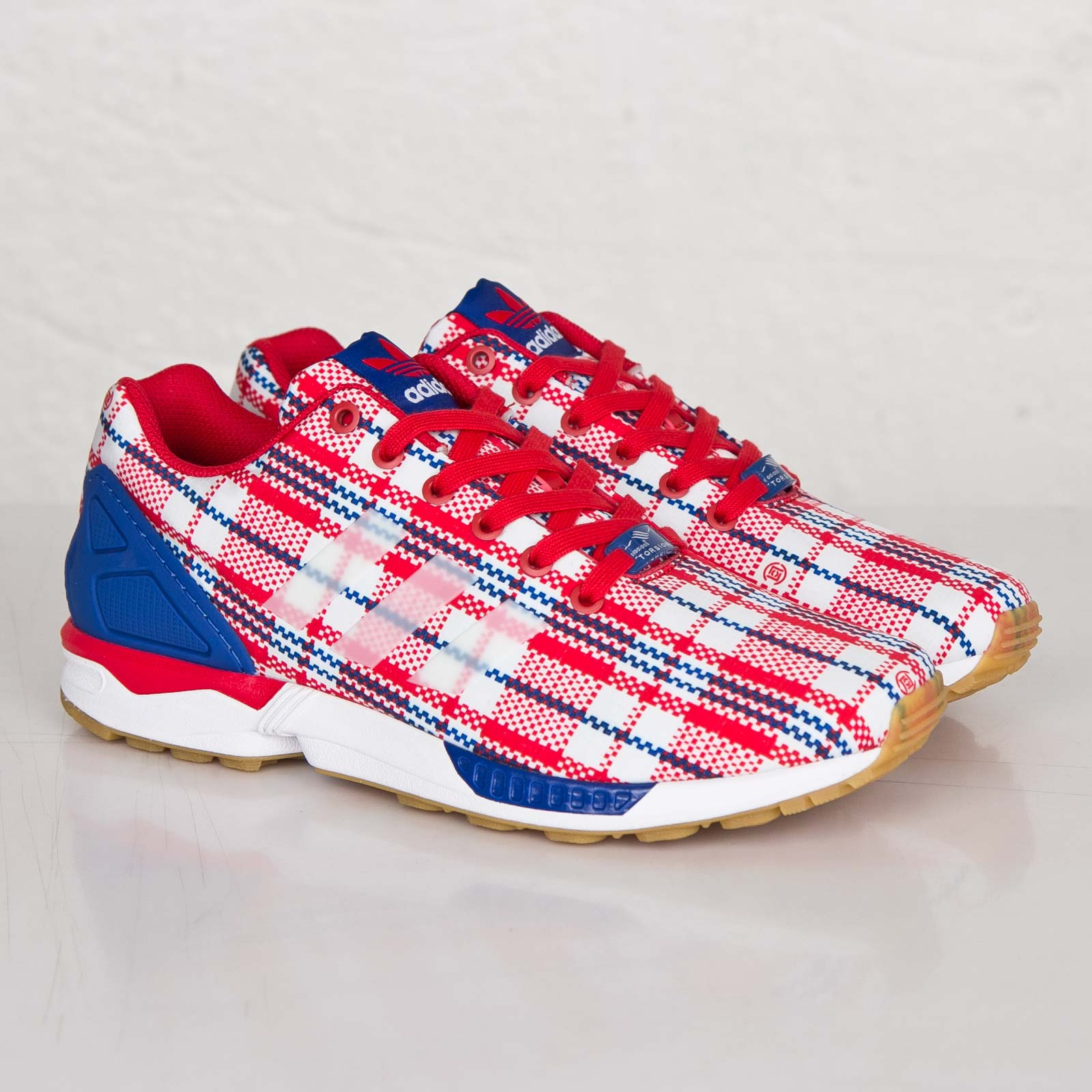 plus de photos f6a04 ad3ca adidas ZX Flux - Clot - S78096 - Sneakersnstuff | sneakers ...