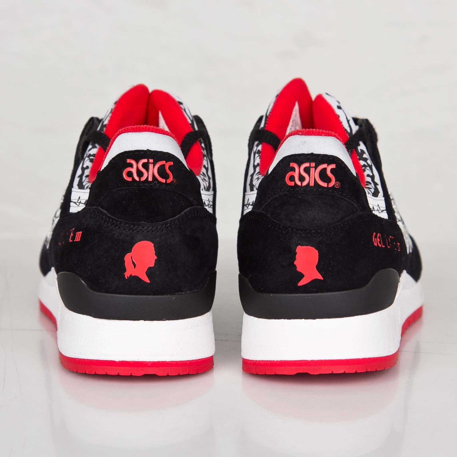 magasin d'usine bed25 efc06 ASICS Tiger Gel-Lyte III - H50vk-9001 - Sneakersnstuff ...