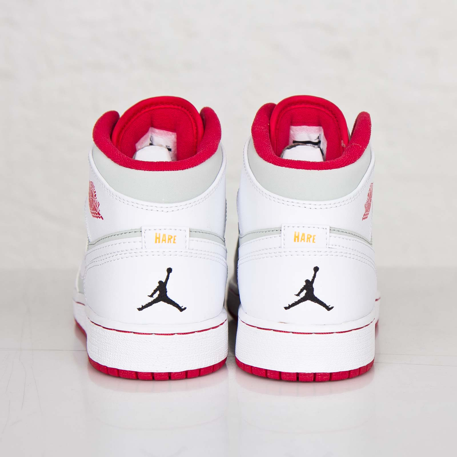 sports shoes a9b33 98963 Jordan Brand Air Jordan 1 Mid WB (GS) - 719554-123 - Sneakersnstuff    sneakers   streetwear online since 1999