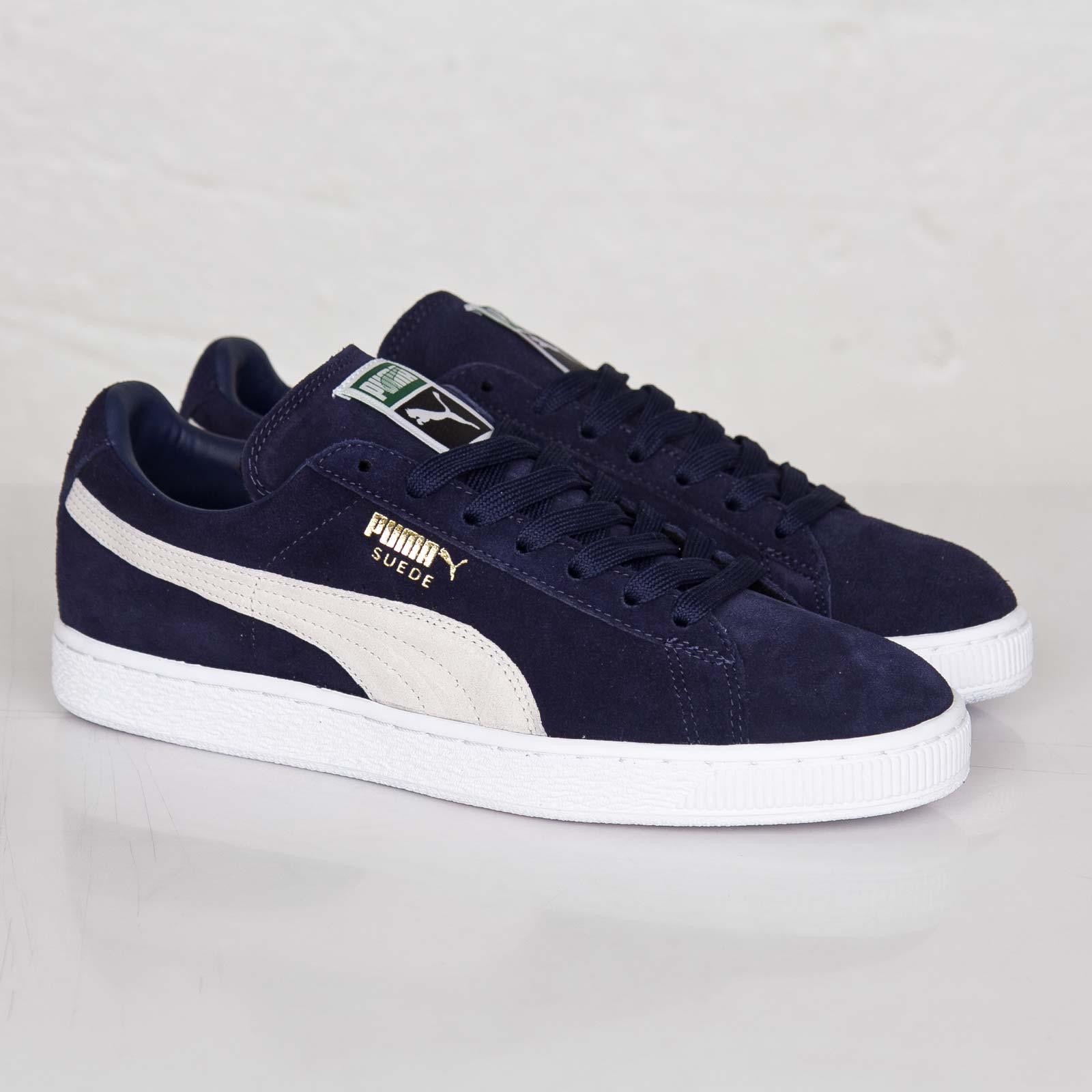 Puma Suede Classic+ - 356568-51 - Sneakersnstuff  2b156a314