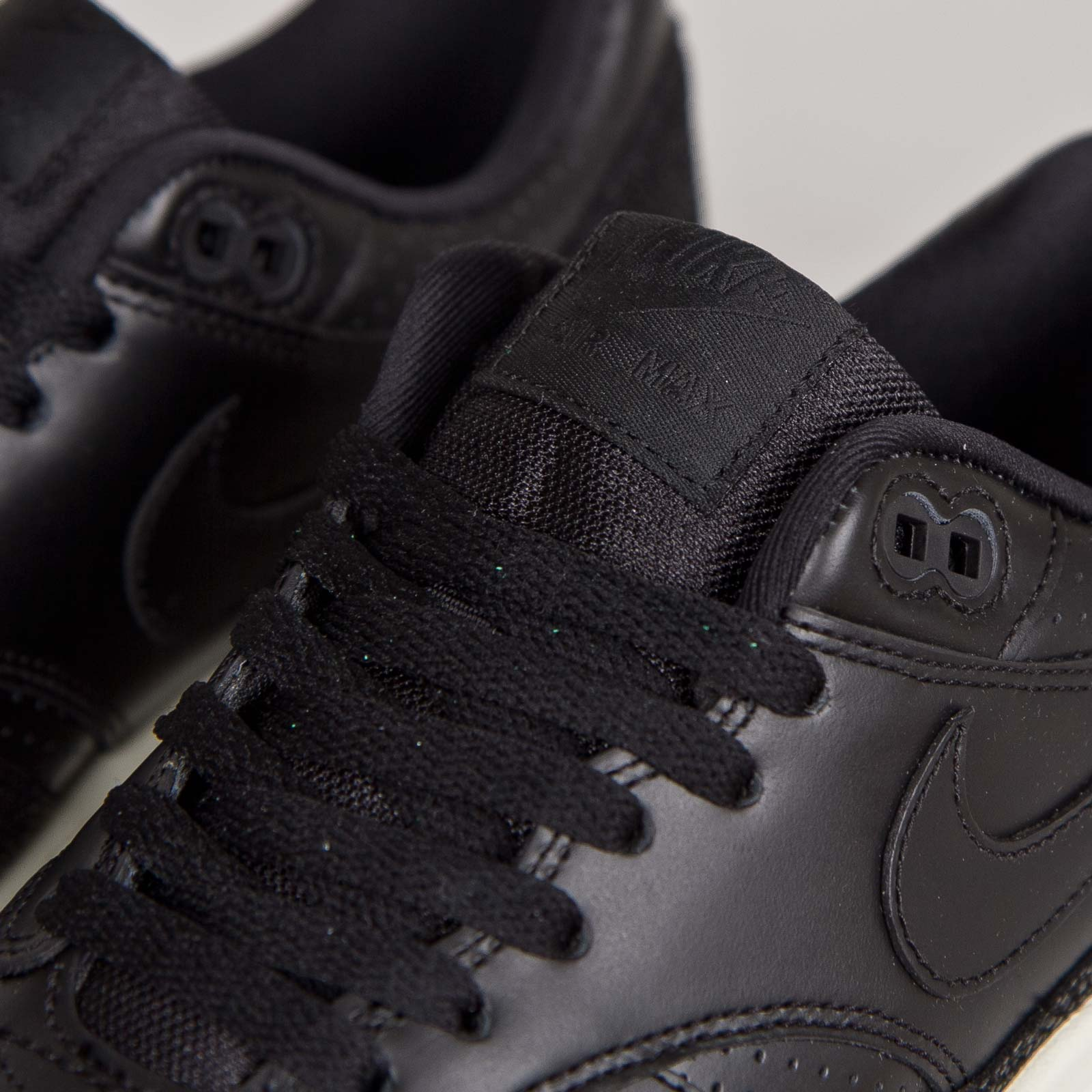 nike air max 1 pa 705007 001 sneakersnstuff scarpe di cuoio