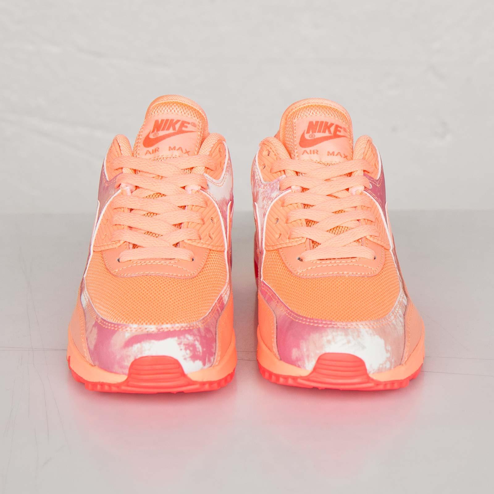 Nike Nike Air Max 90 Print Sunset Glow Orange (Damen