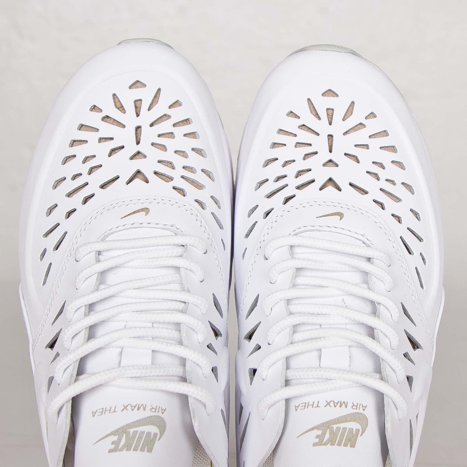 Nike W Air Max Thea Joli WhiteWhite Grey Mist | Footshop