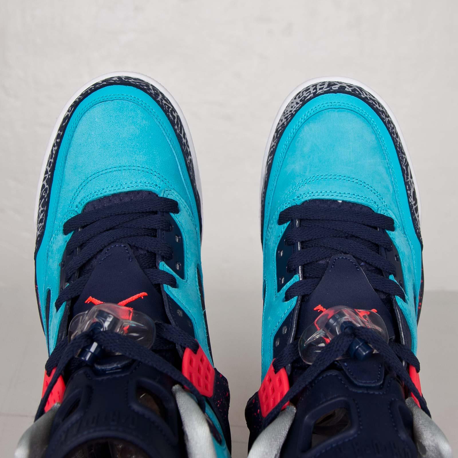 385285c822d Jordan Brand Jordan Spizike - 315371-408 - Sneakersnstuff   sneakers &  streetwear online since 1999