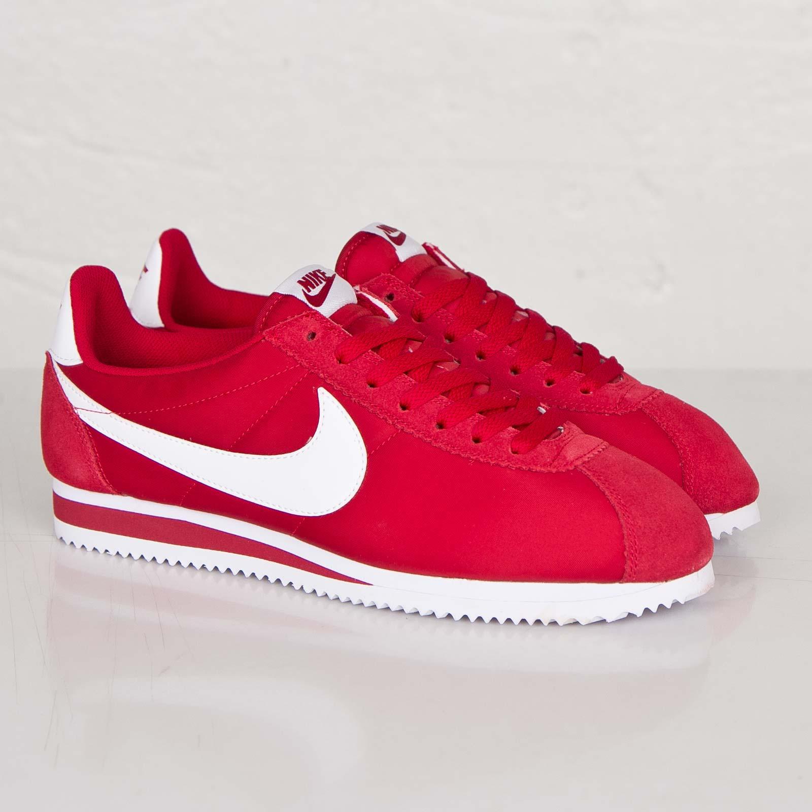cheap for discount f3e09 abca5 Nike Classic Cortez Nylon - 532487-604 - Sneakersnstuff ...