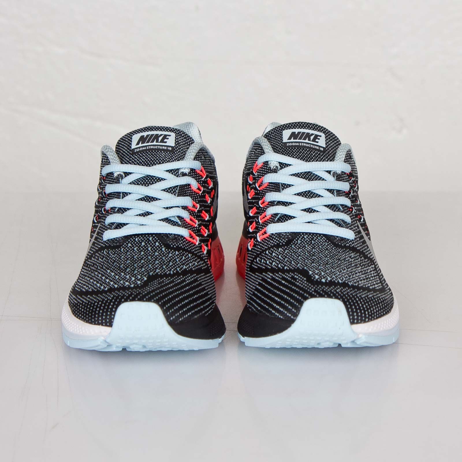 super cute 6b5ac 3ccfe Nike W Air Zoom Structure 18 - 683737-401 - Sneakersnstuff ...