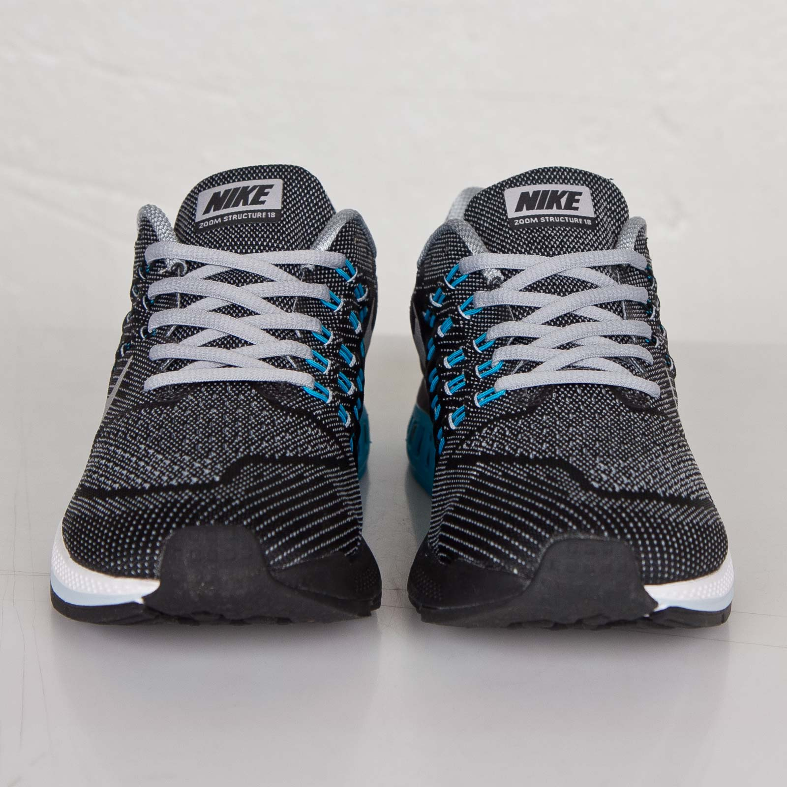 Nike Air Zoom Structure 18 - 683731-002 - Sneakersnstuff  5391e6c00