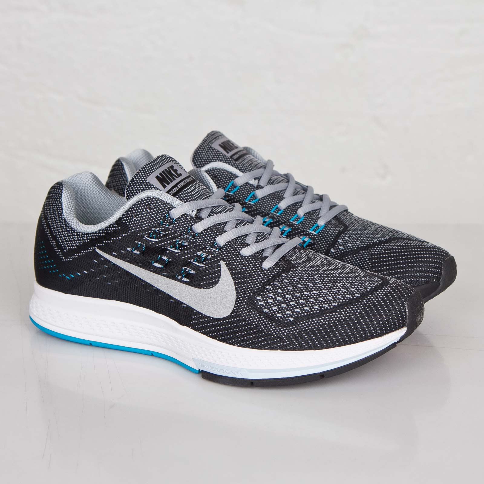 size 40 7ce13 cd7a8 Nike Air Zoom Structure 18 - 683731-002 - Sneakersnstuff ...