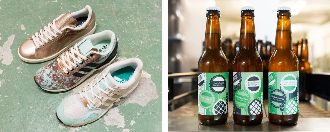 official photos 2319d f1e24 adidas Originals Brewery Pack ...
