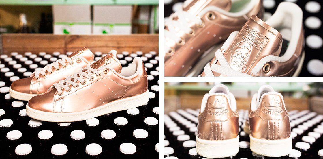 Adidas Originals Stan Smith Copper Kettle