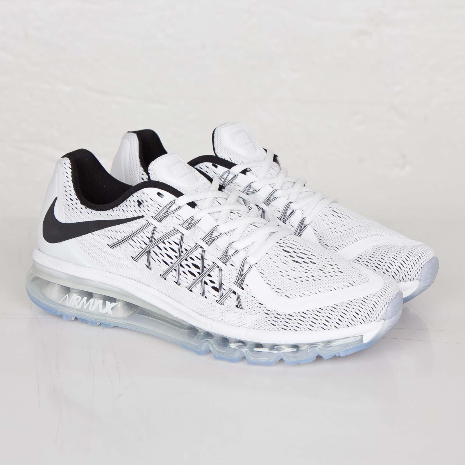 Nike Air Max 2015 - 698902-101 - Sneakersnstuff  3661c2bcea07