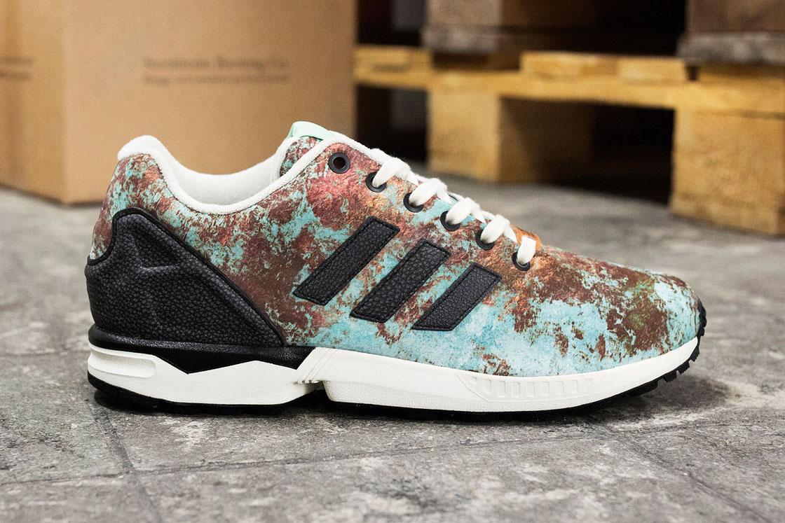 adidas ZX Flux - S82598 - SNS | sneakers & streetwear online since ...